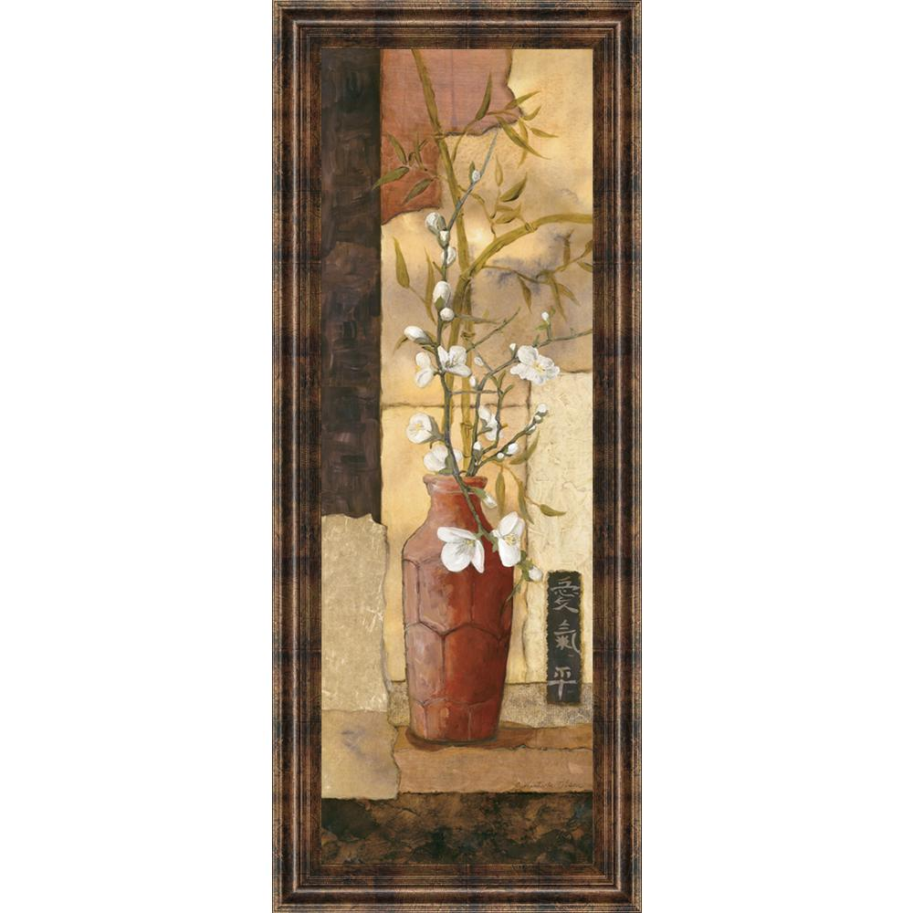 Classy Art 18 In X 42 In Promotional Line Framed Printed Wall Art 1076 The Home Depot