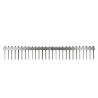 36 in. Concrete Texture Comb Brush