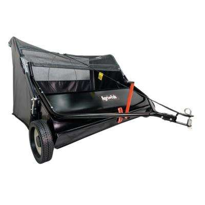 52 in. Tow-Behind Lawn Sweeper