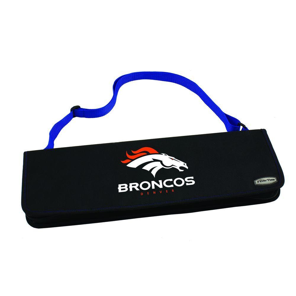 Picnic Time Denver Broncos Metro BBQ Tote