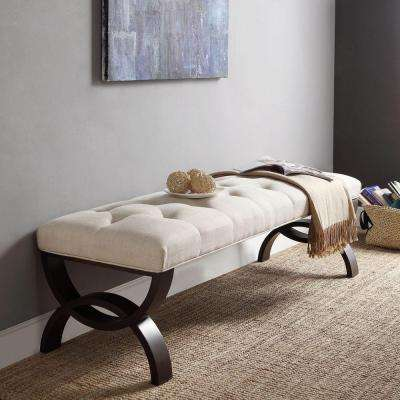 Columbia Beige Bench