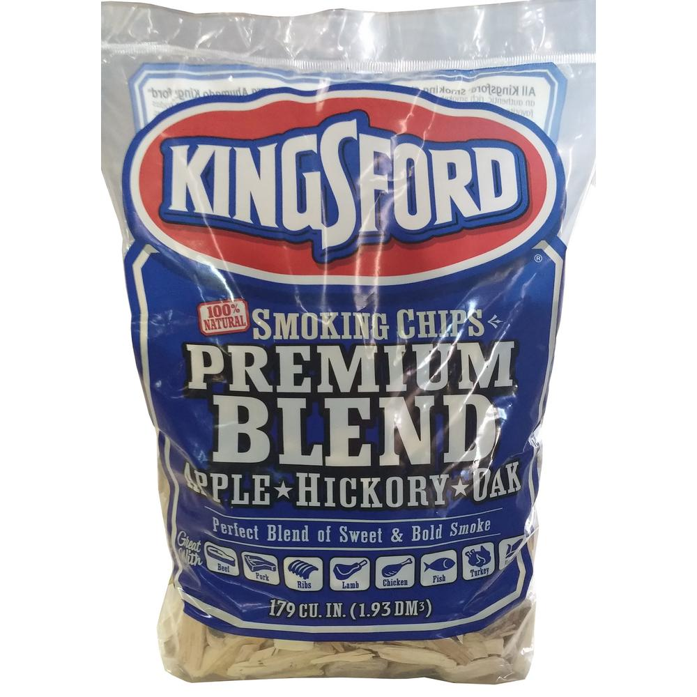 179 cu. in. BBQ Premium Blend Wood Chips