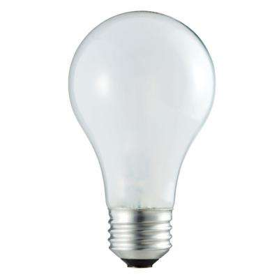 100W Equivalent Eco-Incandescent A19 Soft White Light Bulb (24-Pack)