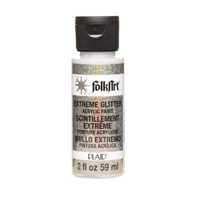 2 oz. Champagne Extreme Glitter Craft Paint