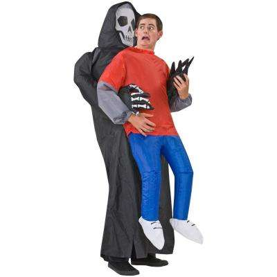 Adult Inflatable Grim Reaper Victim Costume
