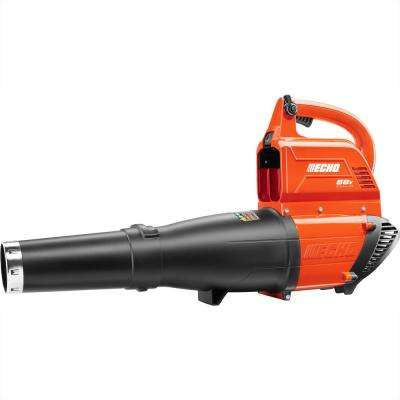 Reconditioned 120 MPH 450 CFM 58-Volt Lithium-Ion Brushless Cordless Leaf Blower - Battery and Charger Not Included