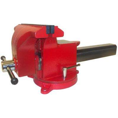 18 in. All Steel Bench Vise