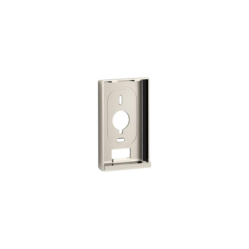 DTV Interface Mounting Bracket in Vibrant Polished Nickel