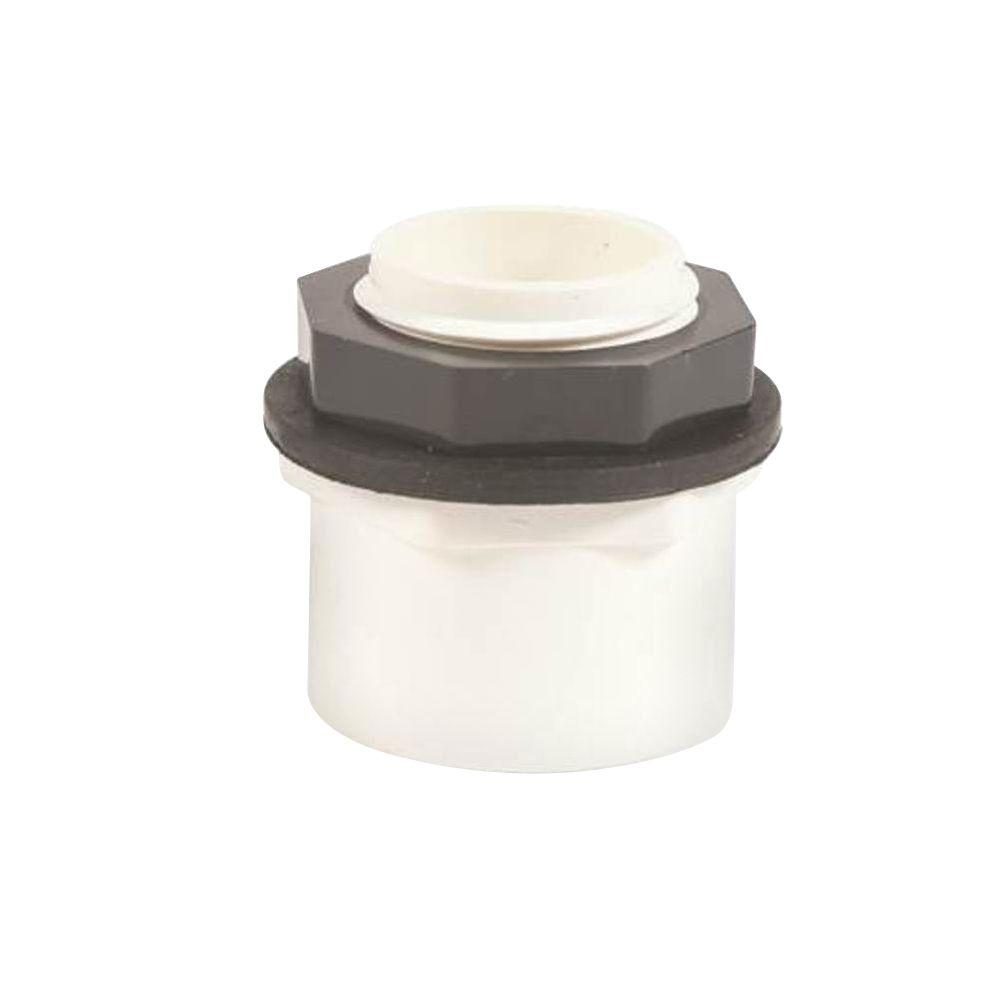 Camco Drain Pan Fitting 1 In 1 5 In Cpvc 11445 The