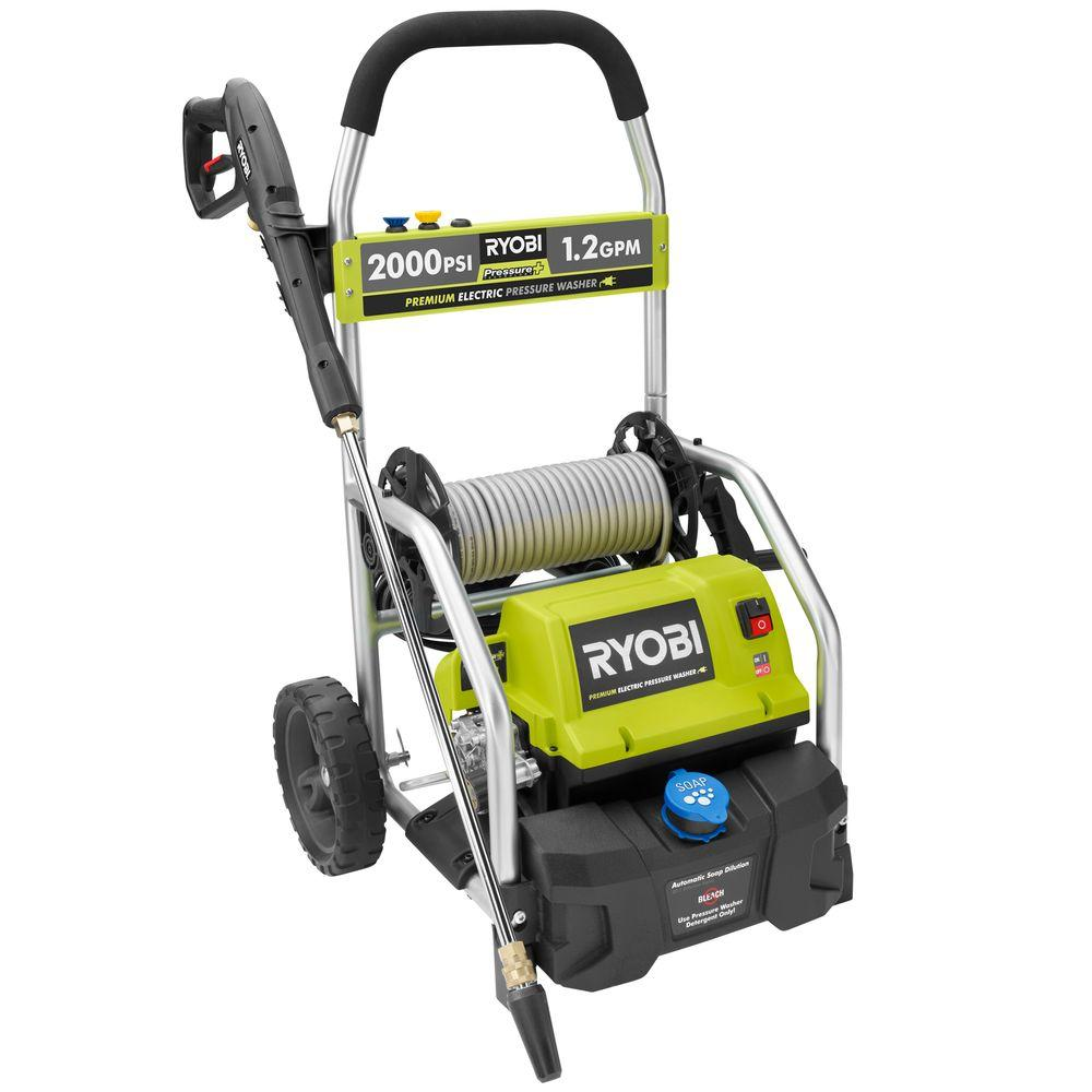 Electric Pressure Washer Home Depot Rental