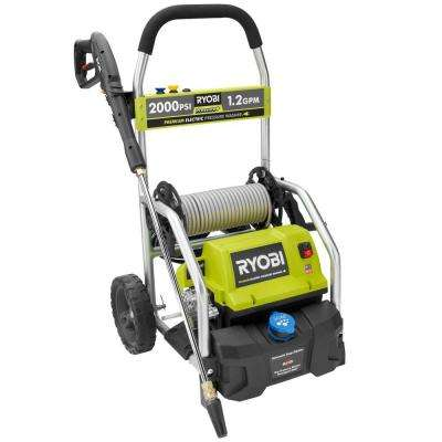 Reconditioned 2,000-PSI 1.2-GPM Electric Pressure Washer
