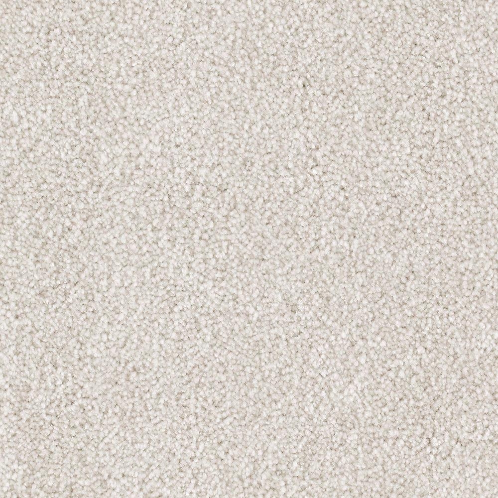 Lifeproof Silver Mane II - Color Quiet Taupe Texture 12 ft. Carpet