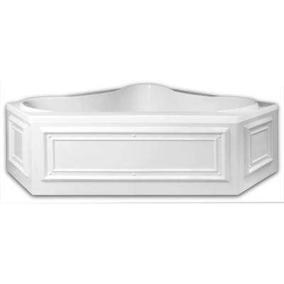 Bathtub Aprons Bathtub Parts Accessories The Home Depot