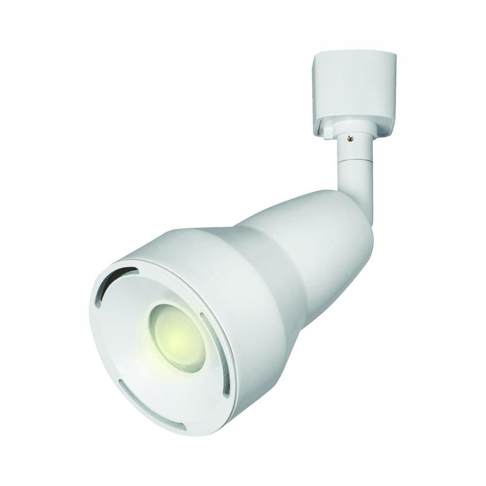 3.1 in. 9-Watt White LED Adjustable Track Lighting Head
