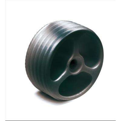 WoodInox Plastic Support for Stainless Steel End Caps and Fittings (2-Pack)