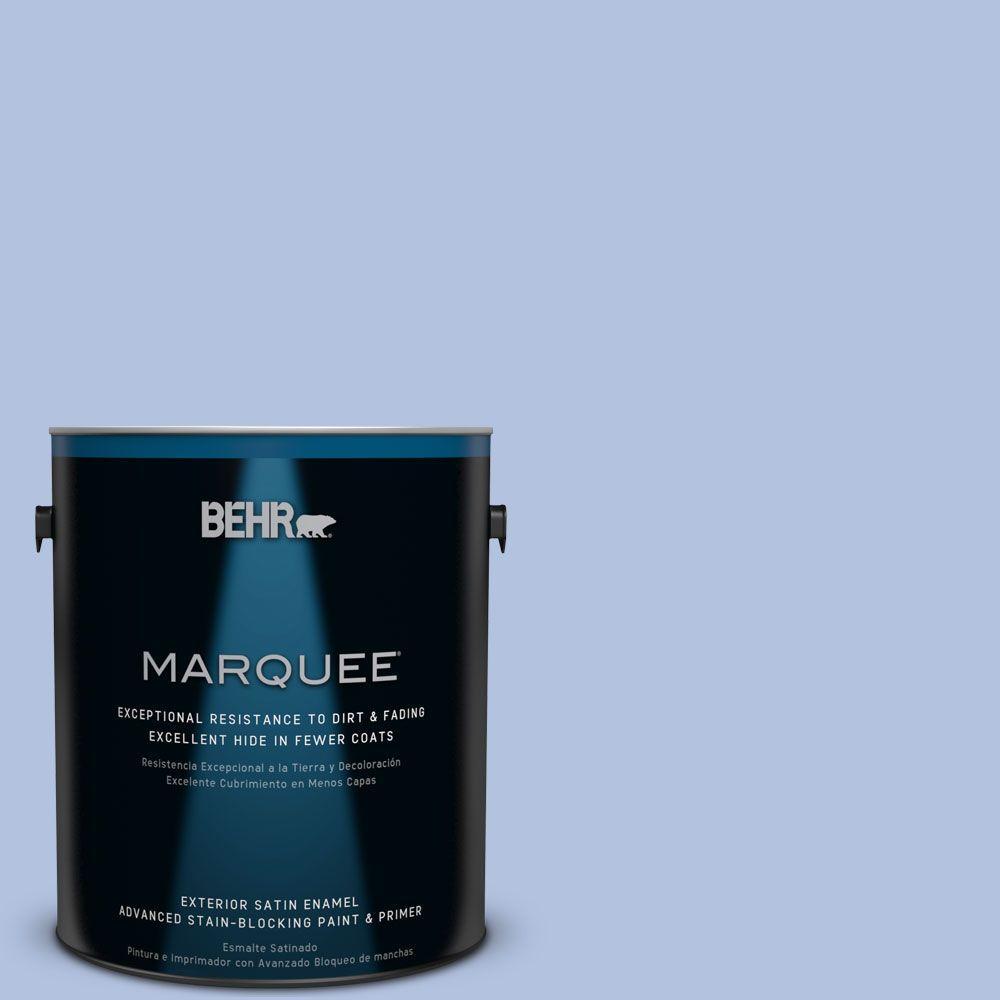 1-gal. #M540-3 Eternal Elegance Satin Enamel Exterior Paint