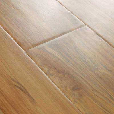 Outlast+ Applewood 10 mm Thick x 5-1/4 in. Wide x 47-1/4 in. Length Laminate Flooring (480.9 sq. ft. / pallet)