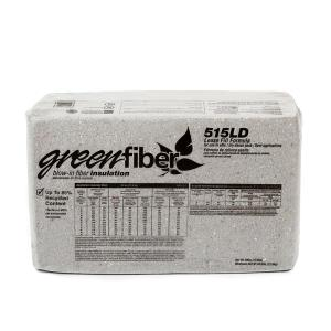 Deals on GreenFiber Low Dust Cellulose Blown-In Insulation 30lbs 36-Bags