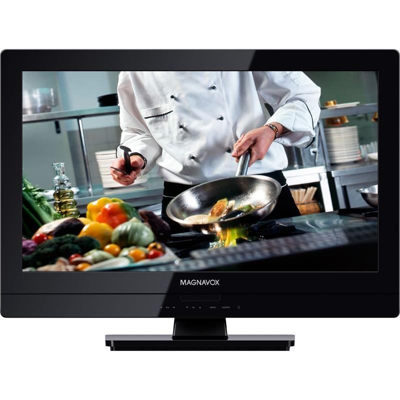 Magnavox 19 in. Class LED 720p 60Hz HDTV-DISCONTINUED