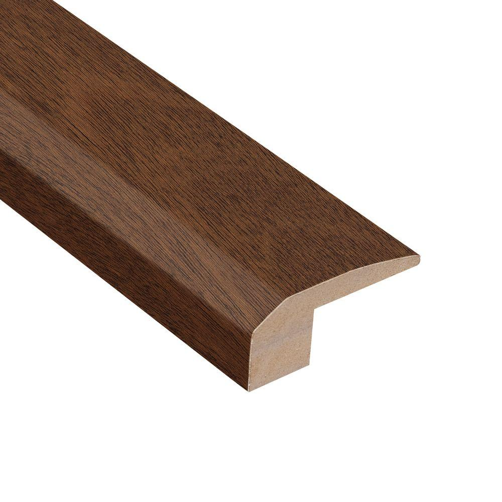 Matte Jatoba 3/8 in. Thick x 2-1/8 in. Wide x 78