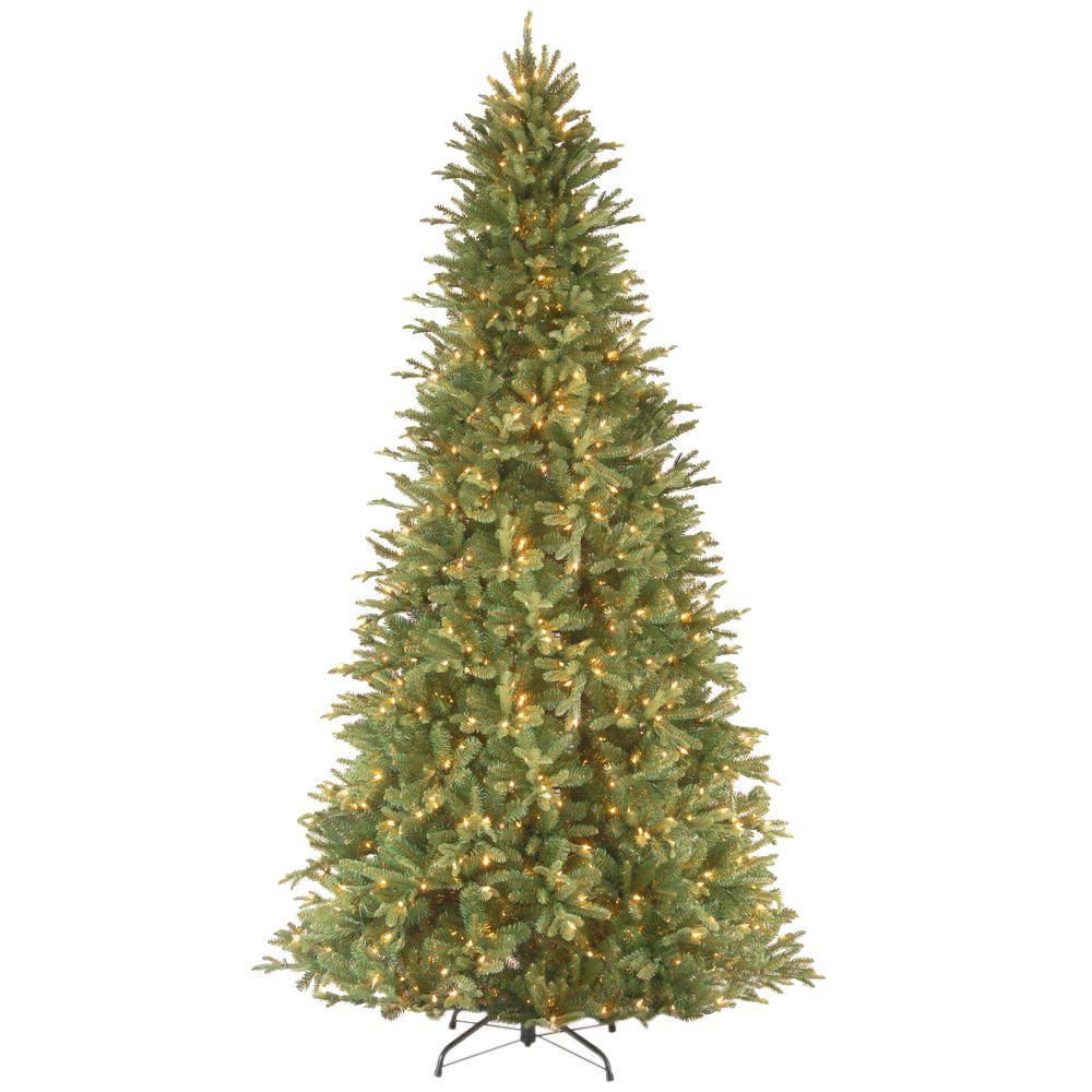 12 Ft Christmas Trees: National Tree Company 12 Ft. Feel Real Tiffany Fir Slim