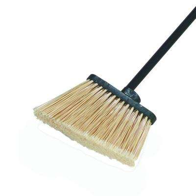 8 in. Polypropylene Bristle Lobby Angle Broom (Case of 12)