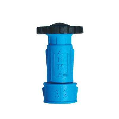 ANKA 1 in. Fiberglass Reinforced Nylon Small Adjustable Hose Nozzle