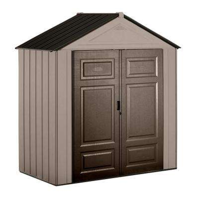 Big Max Junior 3 ft. 5 in. x 7 ft. Storage Shed