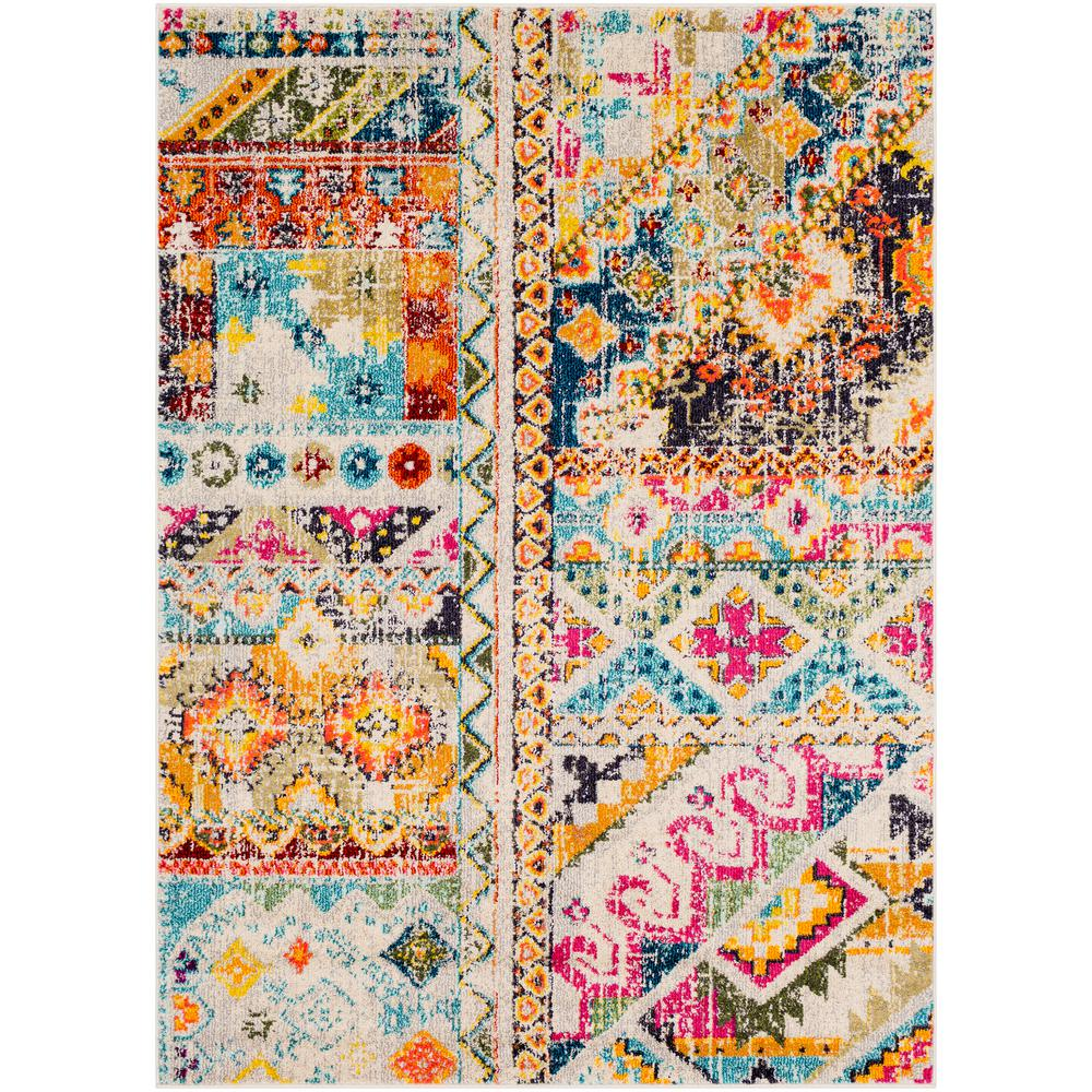 Artistic Weavers Lisbon Multicolor 2 ft