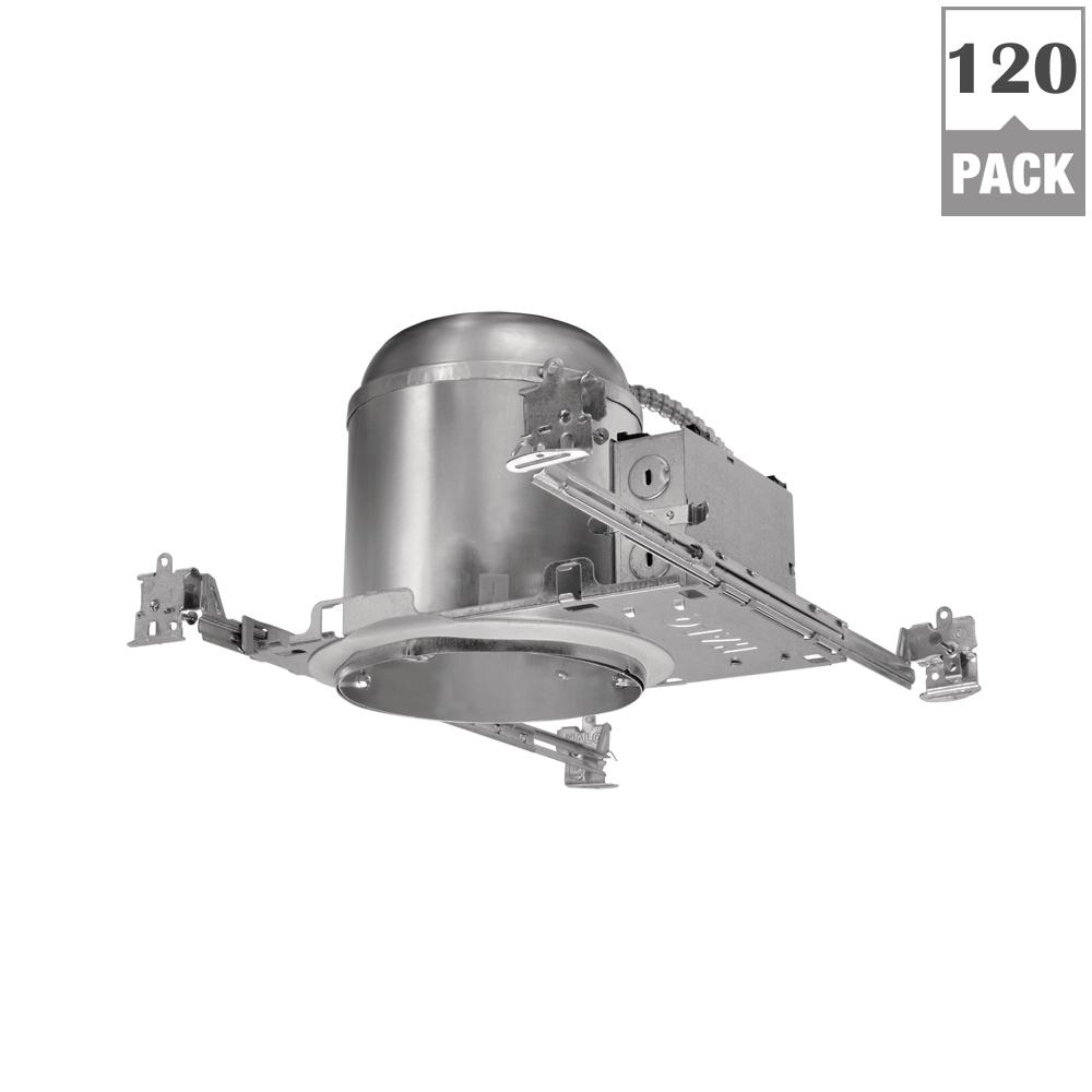 Halo H7 6 In. Aluminum Recessed Lighting Housing For New