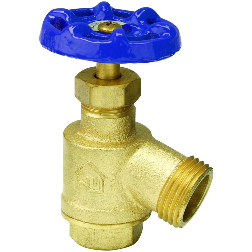 Everbilt 3 4 In Brass Fht X Mht Garden Valve Vgrbnob4eb The Home Depot