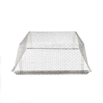 VentGuard 30 in. x 30 in. Roof Wildlife Exclusion Screen in Stainless Steel