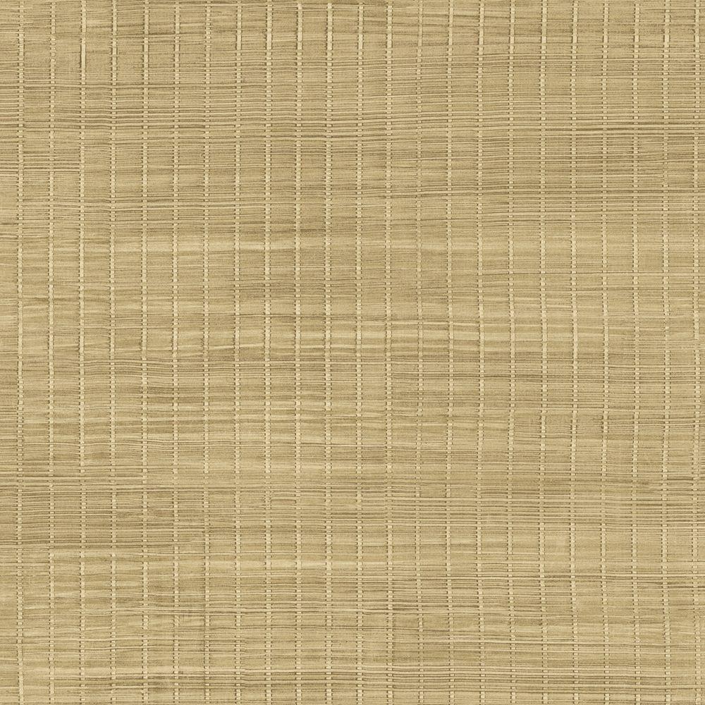 The Wallpaper Company 56 sq. ft. Green Grass Cloth Wallpaper