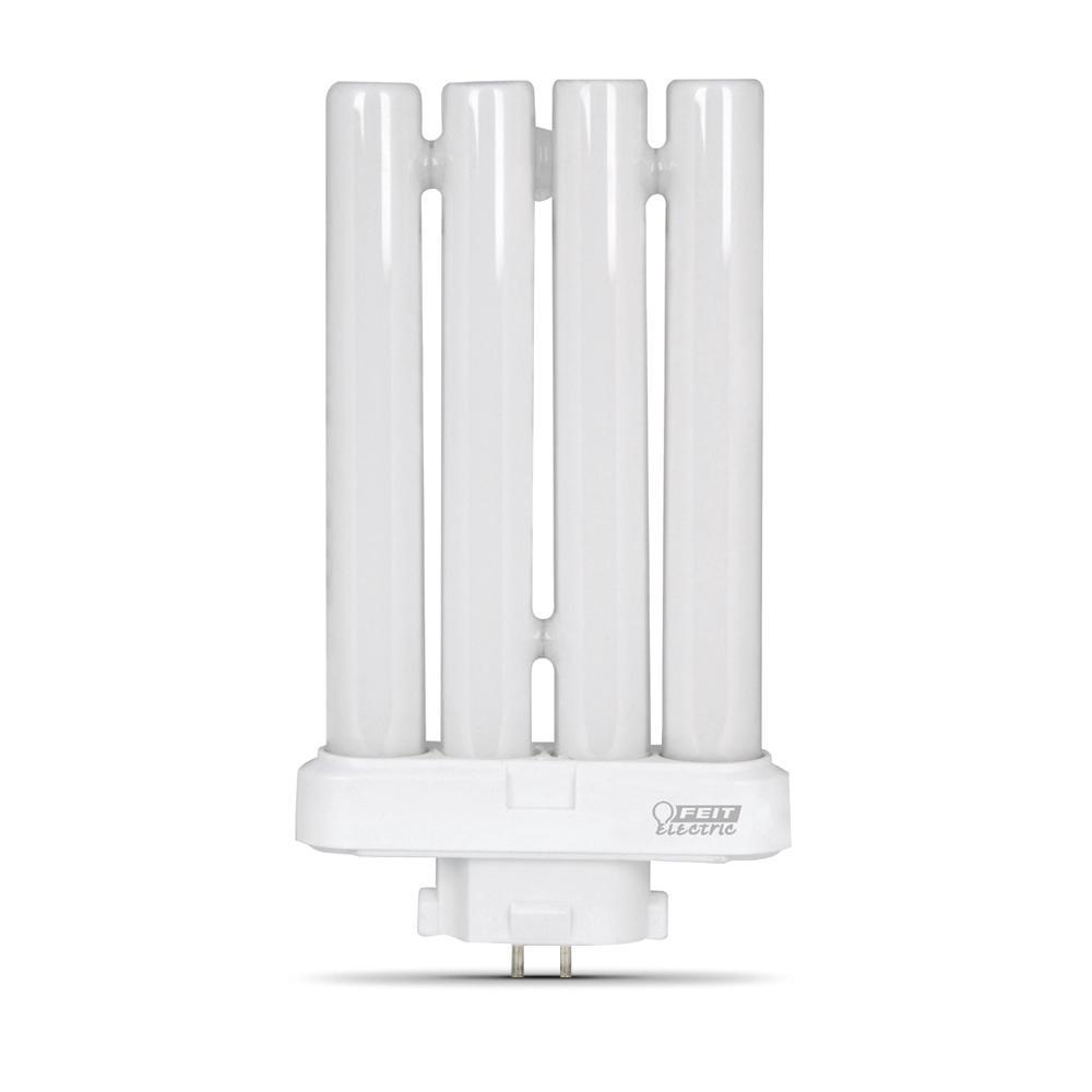 Feit Electric 6 in. 27-Watt Daylight (6500K) PL-SHAPE Linear Fluorescent Light Bulb