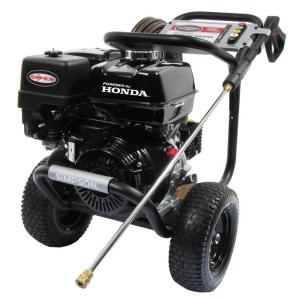 Simpson PowerShot 4200 PSI 4.0 GPM Gas Pressure Washer Powered by Honda by Simpson