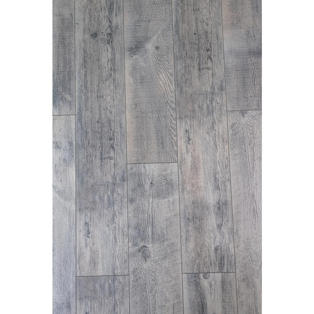HomeDecoratorsCollection Home Decorators Collection Boulder Pine 12mm Thick x 8.03 in. Wide x 47.64 in. Length Laminate Flooring (15.94 sq. ft. / case), Medium