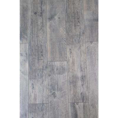 Boulder Pine 12mm Thick x 8.03 in. Wide x 47.64 in. Length Laminate Flooring (15.94 sq. ft. / case)