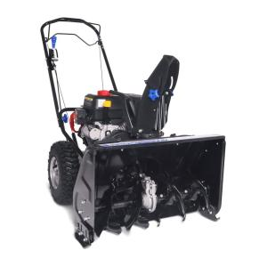 Aavix 24 inch Two-Stage Electric Start 212 cc Gas Snow Blower Self Propelled by Aavix