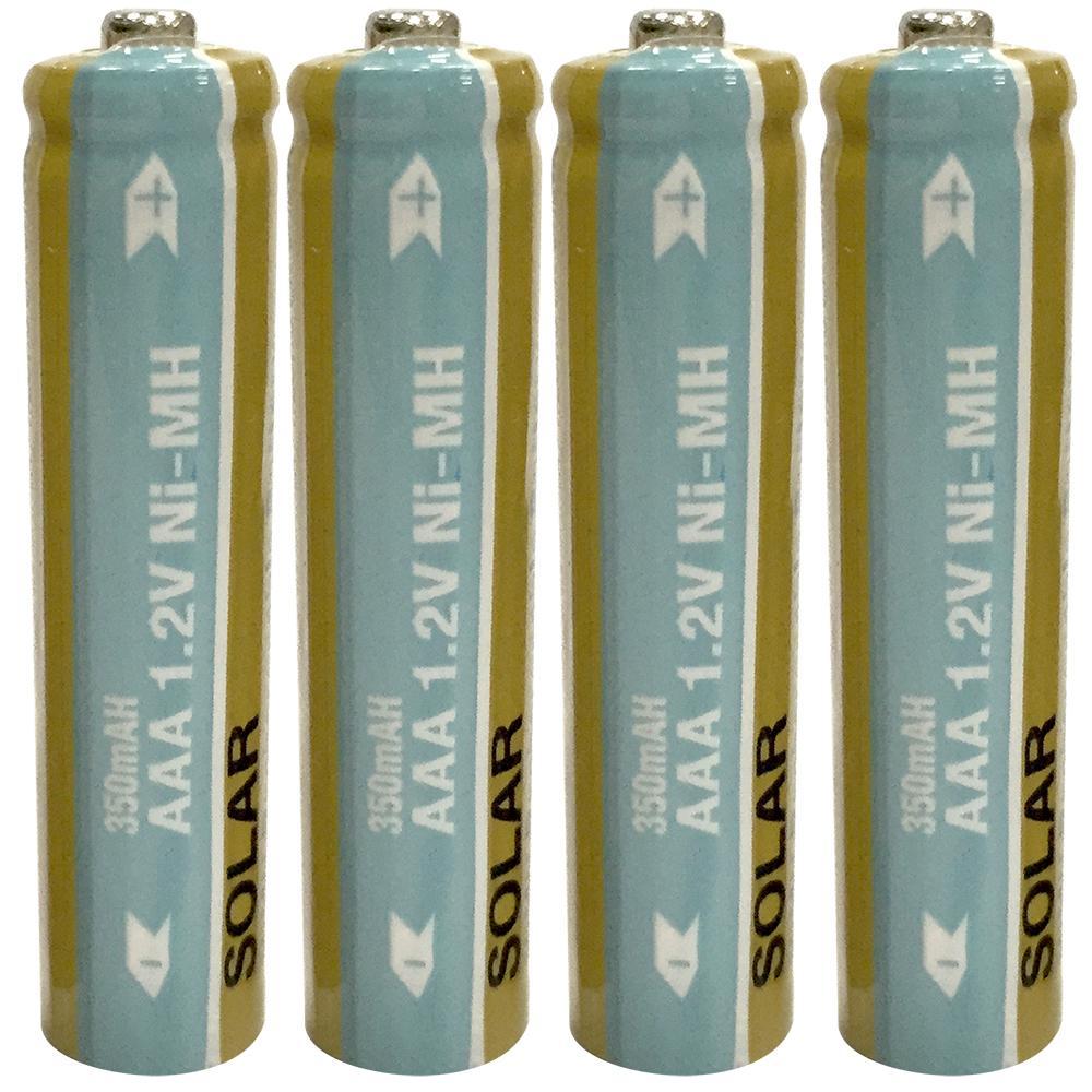 Ni-Cd Rechargeable 6V 600 900mAh for 80 Led Solar Motion Light Battery Pack 5SW