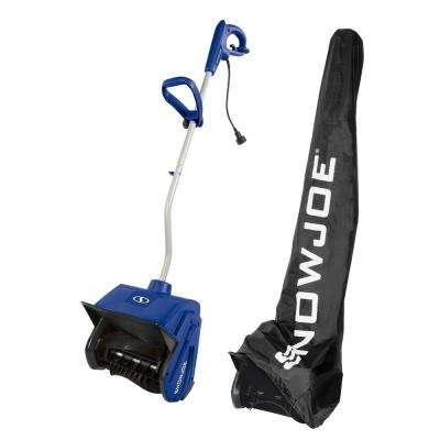 13 in. 10 Amp Electric Snow Blower Shovel with Cover