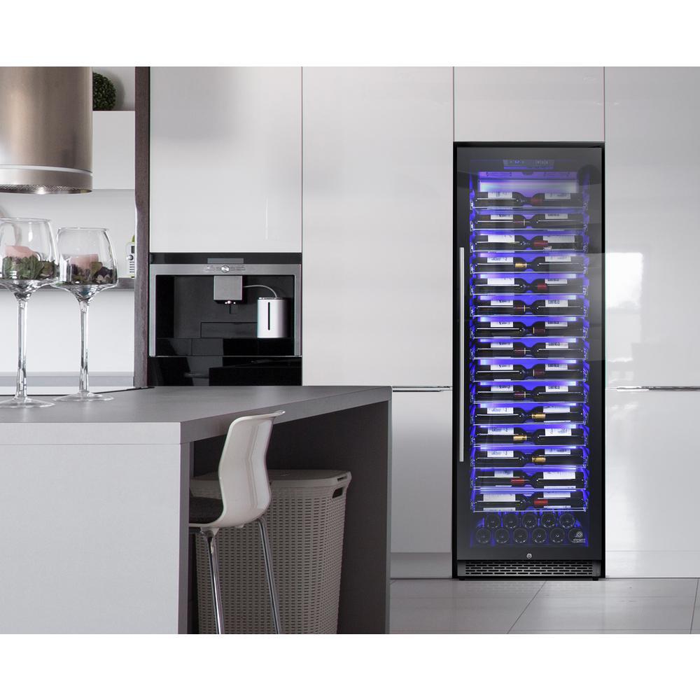 Home Interiorlighting Design: Element By Vinotemp 146-Bottle Commercial Wine Cooler-EL