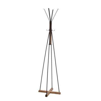 Dorrigo Natural Brown Coat Rack
