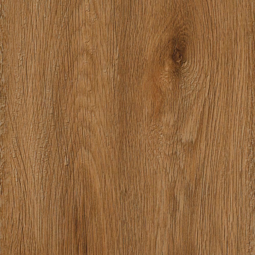 Home Legend Embossed Gunstock Oak 7 in. x 48 in. x 3.2 mm Vinyl Plank Flooring (28 sq. ft. / case)