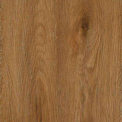 Embossed Gunstock Oak 7 in. x 48 in. x 3.2 mm Vinyl Plank Flooring (28 sq. ft. / case)