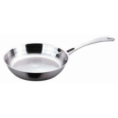Copper Clad 8 in. 18/10 Stainless Steel Fry Pan