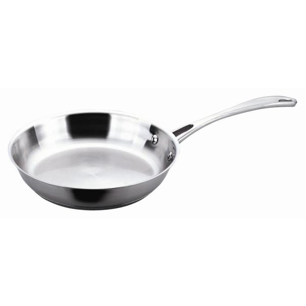 BergHOFF Copper Clad 8 in. 18/10 Stainless Steel Fry Pan