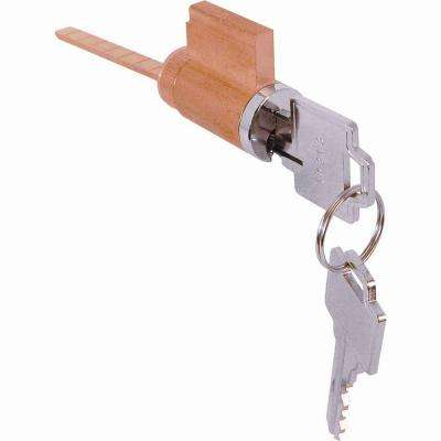 Cylinder Lock for Sliding Glass Door Handleset