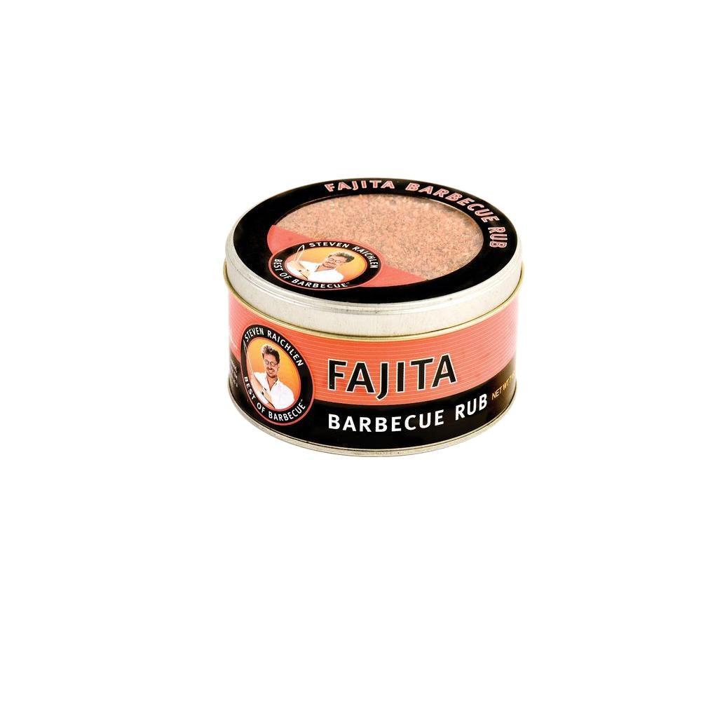Steven Raichlen Fajita Barbecue Rub
