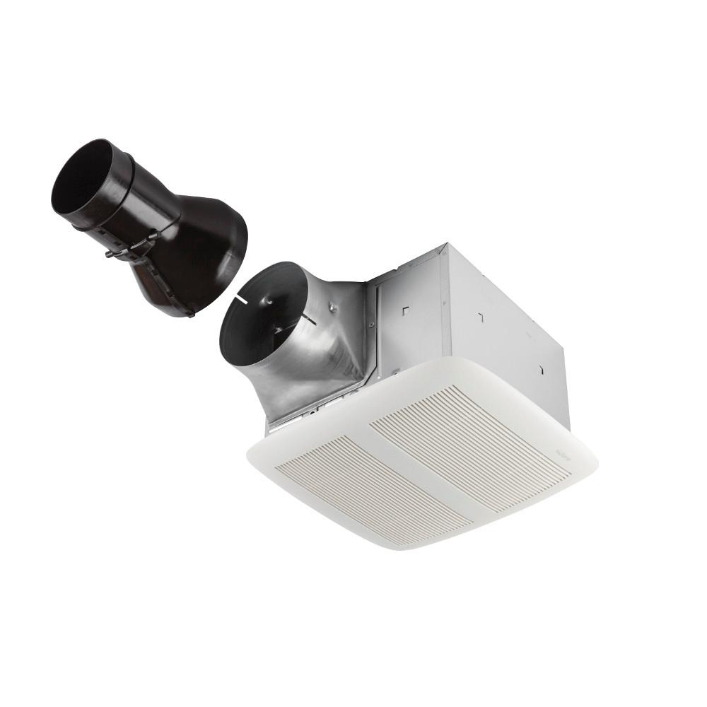 NuTone NuTone ULTRA PRO Series 80 CFM Bathroom Exhaust Fan, ENERGY STAR*, White