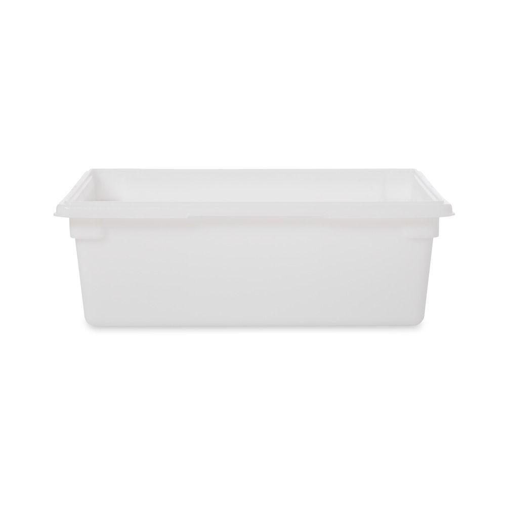 12-1/2 Gal. White Food Storage Box